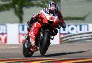 MotoGP, Johan Zarco, Pramac Ducati, Deutschland, Sachsenring