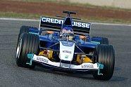 Barcelona-Testfahrten Winter 2004 - Formel 1 2004, Testfahrten, Bild: xpb.cc