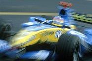 - 2004, , Bild: RenaultF1