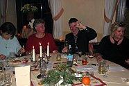 Nick Heidfeld Weihnachtsfeier 2004 - Formel 1 2004, Verschiedenes, Bild: adrivo Sportpresse