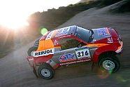 Vorschau: Dakar Rallye 2005 - WRC 2004, Verschiedenes, Bild: Mitsubishi