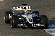 Jerez-Testfahrten ab dem 10.01.2005 - Formel 1 2005, Testfahrten, Bild: xpb.cc