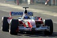 Jerez-Testfahrten ab dem 10.01.2005 - Formel 1 2005, Testfahrten, Bild: Toyota