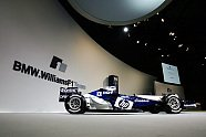 Williams FW27 & Roll-Out (Valencia, 31.01.05) - Formel 1 2005, Präsentationen, Bild: Sutton