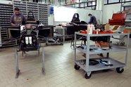 GP2 - Zu Besuch in der Dallara Fabrik - GP2 2005, Verschiedenes, Bild: LAT