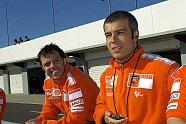 Phillip Island Tests ab dem 17.02.2005 - MotoGP 2005, Testfahrten, Bild: Ducati
