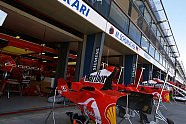 Vorschau - Formel 1 2005, Australien GP, Melbourne, Bild: Ferrari Press Office