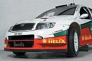 Skoda Fabia WRC 05 - WRC 2005, Präsentationen, Bild: Skoda Motorsport
