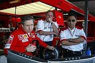 Freitag - Formel 1 2005, Australien GP, Melbourne, Bild: Bridgestone