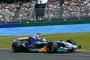 Freitag - Formel 1 2005, Australien GP, Melbourne, Bild: Sauber