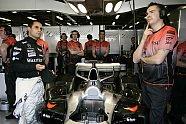 Freitag - Formel 1 2005, Australien GP, Melbourne, Bild: West