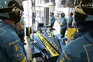 Freitag - Formel 1 2005, Australien GP, Melbourne, Bild: Renault