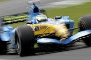 Samstag - Formel 1 2005, Australien GP, Melbourne, Bild: Renault