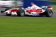 Samstag - Formel 1 2005, Australien GP, Melbourne, Bild: Toyota