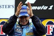 Podium - Formel 1 2005, Australien GP, Melbourne, Bild: xpb.cc