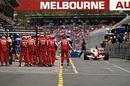 Sonntag - Formel 1 2005, Australien GP, Melbourne, Bild: Ferrari Press Office