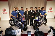 Yamaha präsentierte die YZR-M1s - MotoGP 2005, Präsentationen, Bild: Yamaha Racing