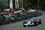 Vorschau - Formel 1 2005, Malaysia GP, Sepang, Bild: Sauber