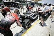 Freitag - Formel 1 2005, Malaysia GP, Sepang, Bild: West