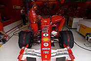 Freitag - Formel 1 2005, Malaysia GP, Sepang, Bild: Ferrari Press Office