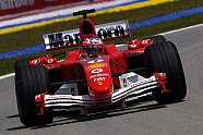 Freitag - Formel 1 2005, Malaysia GP, Sepang, Bild: Ferrari Press Office