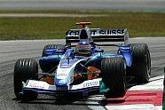 Freitag - Formel 1 2005, Malaysia GP, Sepang, Bild: Sauber