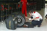 Freitag - Formel 1 2005, Malaysia GP, Sepang, Bild: Bridgestone