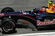 Freitag - Formel 1 2005, Malaysia GP, Sepang, Bild: Red Bull Racing