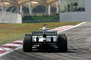 Samstag - Formel 1 2005, Malaysia GP, Sepang, Bild: BMW