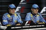 Samstag - Formel 1 2005, Malaysia GP, Sepang, Bild: Renault
