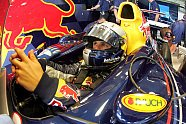 Samstag - Formel 1 2005, Malaysia GP, Sepang, Bild: Red Bull Racing