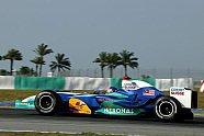 Samstag - Formel 1 2005, Malaysia GP, Sepang, Bild: Sauber