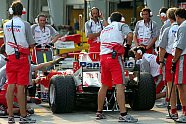 Samstag - Formel 1 2005, Malaysia GP, Sepang, Bild: Toyota