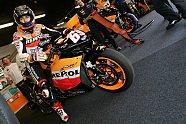 Barcelona Tests ab dem 18.03.2005 - MotoGP 2005, Testfahrten, Bild: Repsol Honda