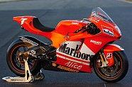 Barcelona Tests ab dem 18.03.2005 - MotoGP 2005, Testfahrten, Bild: Ducati