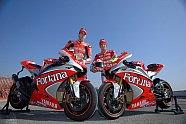 Barcelona Tests ab dem 18.03.2005 - MotoGP 2005, Testfahrten, Bild: Fortuna Racing
