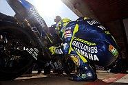 Barcelona Tests ab dem 18.03.2005 - MotoGP 2005, Testfahrten, Bild: Yamaha Racing