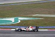 Sonntag - Formel 1 2005, Malaysia GP, Sepang, Bild: BAT
