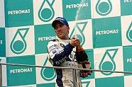 Podium - Formel 1 2005, Malaysia GP, Sepang, Bild: BMW