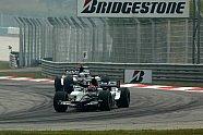 Sonntag - Formel 1 2005, Malaysia GP, Sepang, Bild: Bridgestone