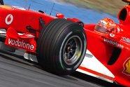 Sonntag - Formel 1 2005, Malaysia GP, Sepang, Bild: Vodafone