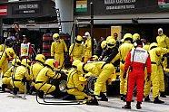 Sonntag - Formel 1 2005, Malaysia GP, Sepang, Bild: Jordan