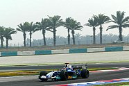 Sonntag - Formel 1 2005, Malaysia GP, Sepang, Bild: Sauber