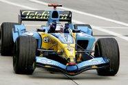 Sonntag - Formel 1 2005, Malaysia GP, Sepang, Bild: Renault
