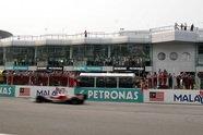 Sonntag - Formel 1 2005, Malaysia GP, Sepang, Bild: Toyota