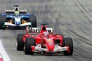Sonntag - Formel 1 2005, Malaysia GP, Sepang, Bild: Sutton