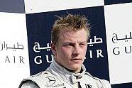 Podium - Formel 1 2005, Bahrain GP, Sakhir, Bild: West