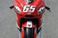 Freitag - MotoGP 2005, Spanien GP, Jerez de la Frontera, Bild: Ducati