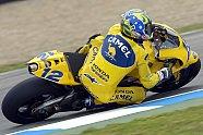Freitag - MotoGP 2005, Spanien GP, Jerez de la Frontera, Bild: Camel