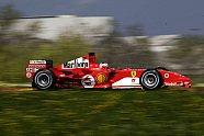 Fiorano-Testfahrten ab dem 12.04.2005 - Formel 1 2005, Testfahrten, Bild: Ferrari Press Office